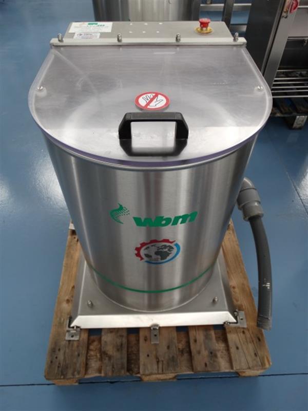 10 centrifuga de alimentos eillert ulft inox