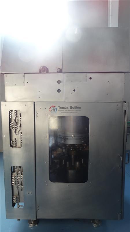 10 cerradora automatica de latas fmc 659 f1