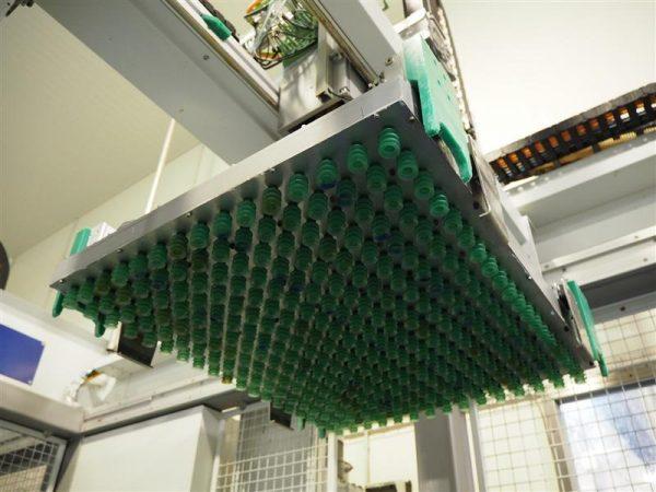 10 enjaulador automatico de bandejas wals systems spider inox 1