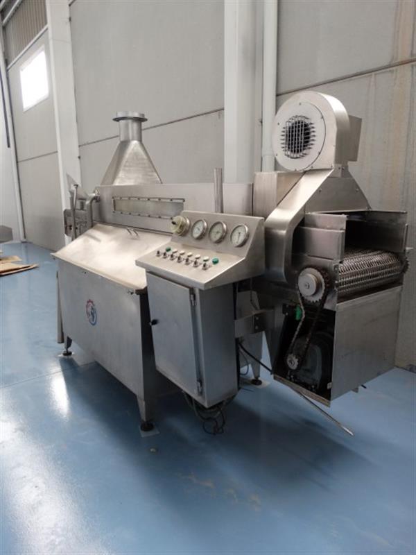 11 lavadora secadora en acero