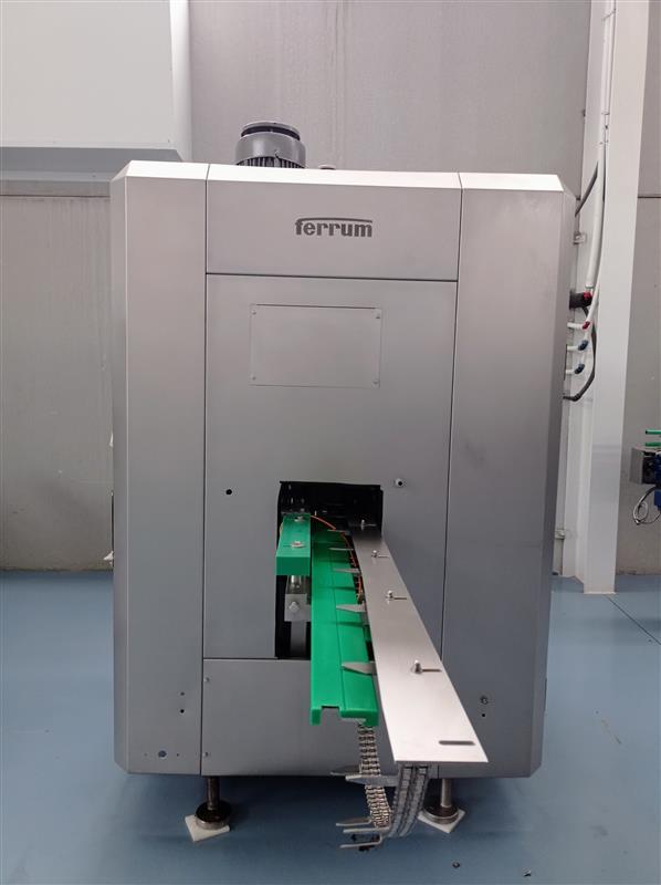 12 cerradora automatica de latas ferrum f303e