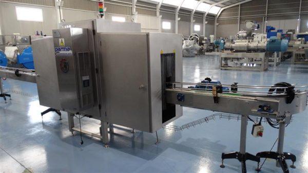 12 detector de rayos x eagle tall