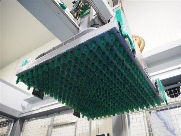 12 enjaulador automatico de bandejas wals systems spider inox 1