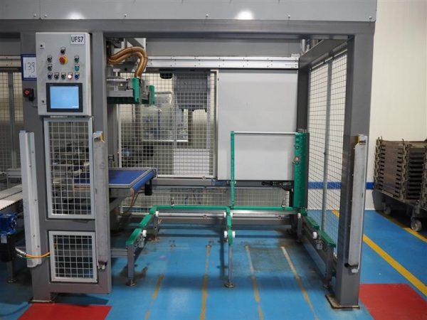 13 enjaulador automatico de bandejas wals systems spider
