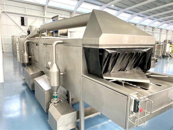 13 lavadora secadora de cajas boldt en inox