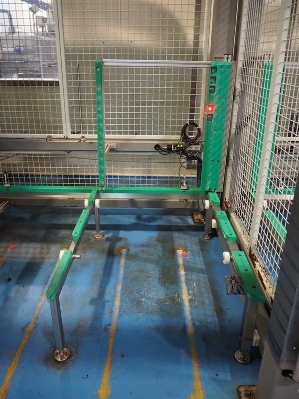 15 enjaulador automatico de bandejas wals systems spider