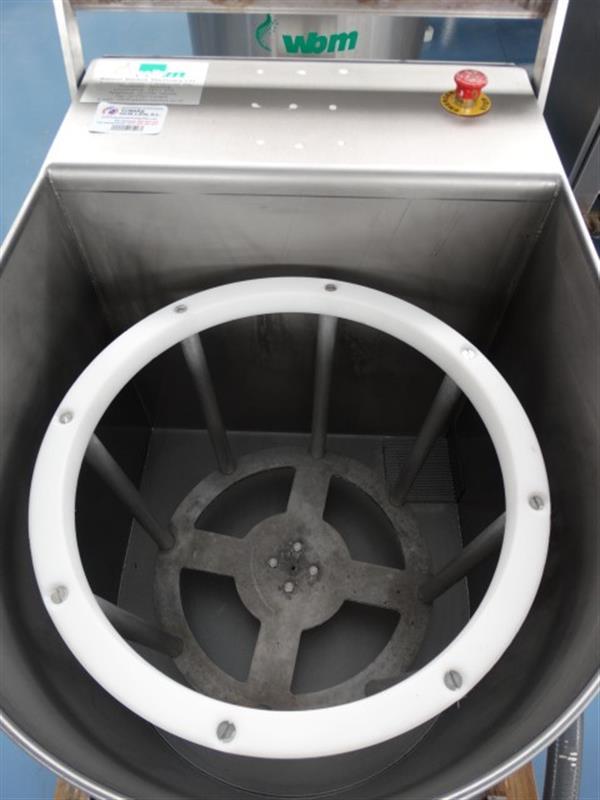 2 centrifuga de alimentos en