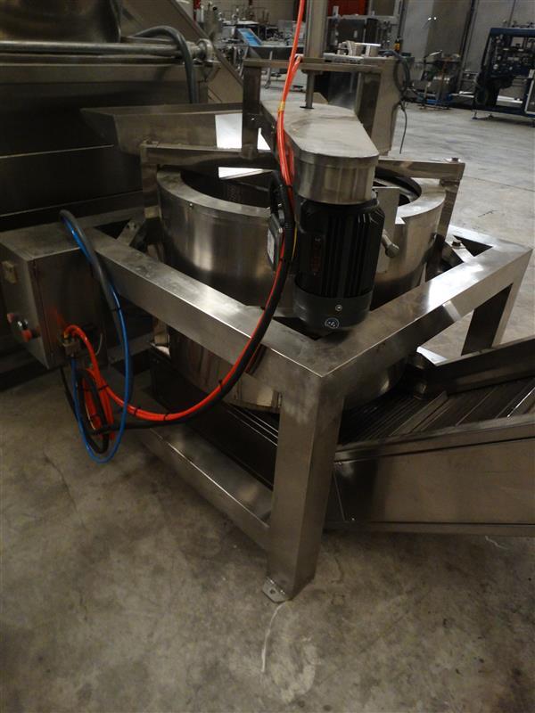 2 centrifuga de escurrido gelgoog