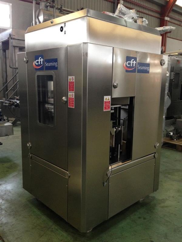 2 cerradora automatica cft sima formato 153 mm en acero