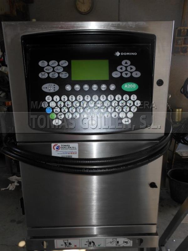 2 codificador de tinta automatico domino a200