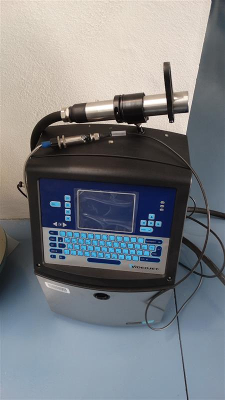 2 codificador de tinta videojet 1220