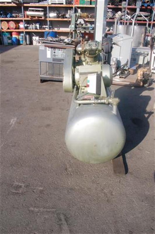 2 compresor de aire de piston abc
