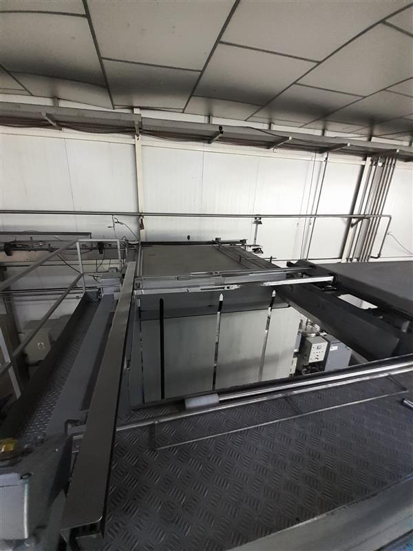 2 despaletizador automatico de envase vacio bronzoni inox. l 5 m