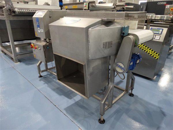 2 detector de metales en acero inox loma iq2