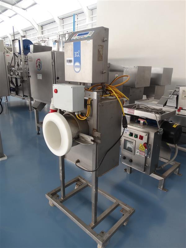 2 detector de metales para liquidos loma iq2