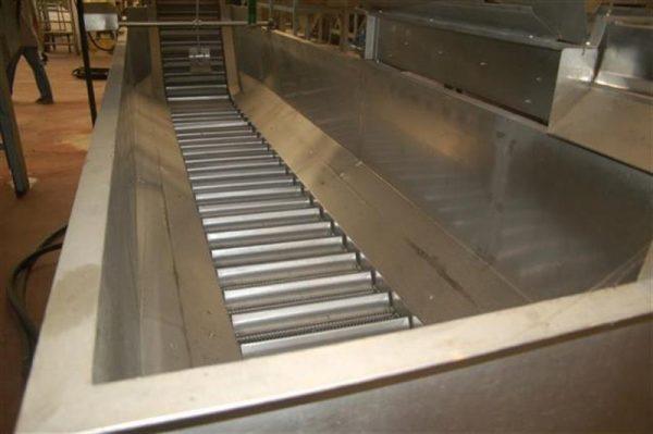 2 elevador con balsa de cangilones descarga 2.60 m 2