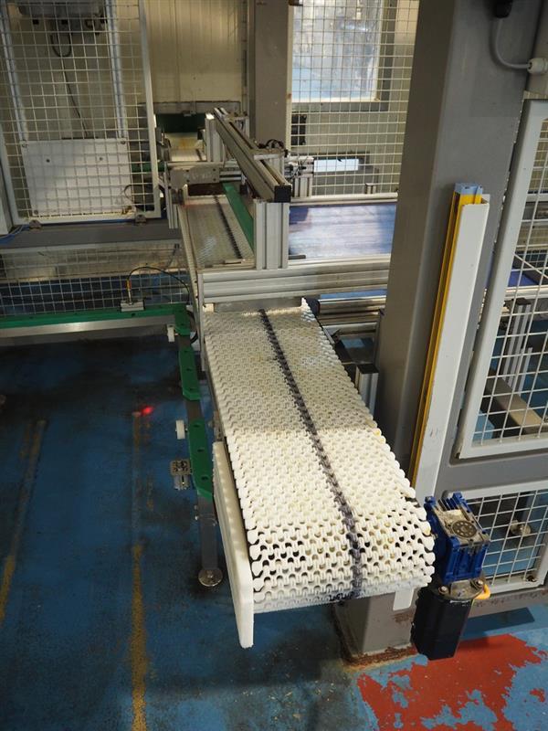 2 enjaulador automatico de bandejas wals systems spider