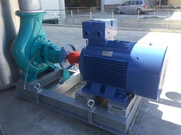 2 evaporador 3 efectos fbr elpo eco energy 1200 tndia
