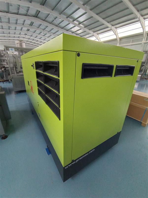 2 generador de corriente pramac 150 kva.