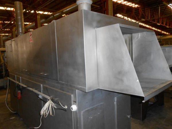 2 lavadora lineal para cajas en acero