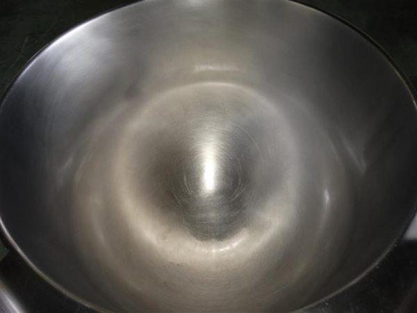 2 perol doble fondo en acero inox volteable 115 l groen