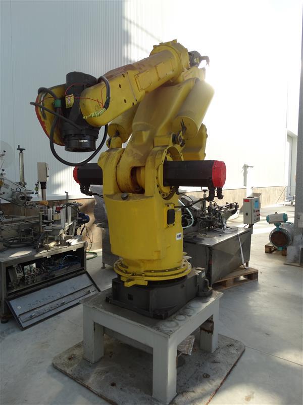 2 robot paletizador fanuc s 420if
