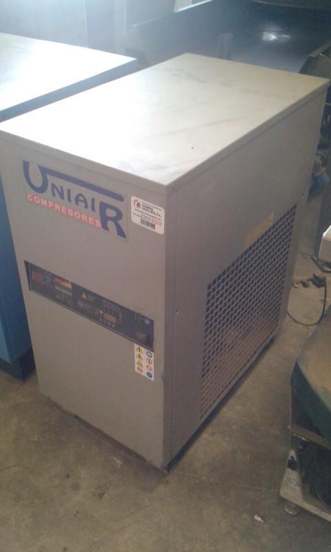 2 secadora de aire uniair