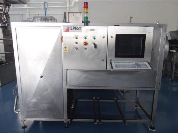 3 autoclave estatico ilpra inox 3 j