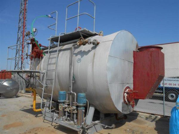 3 caldera de vapor de 5000 kg hora