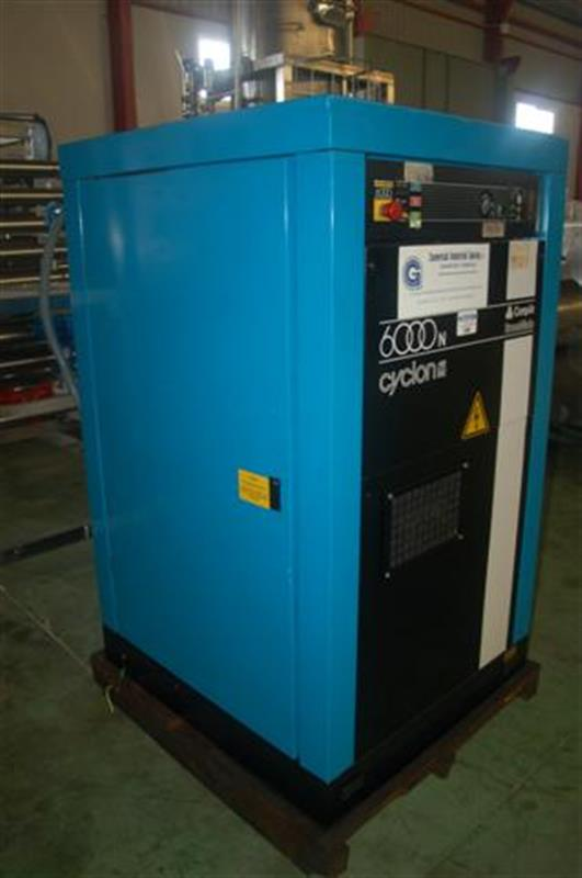 3 compresor de aire de tornillo compair broom wade 6000