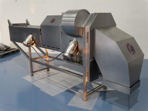 3 cortadora de rodajas urschel translicer 2500 en acero