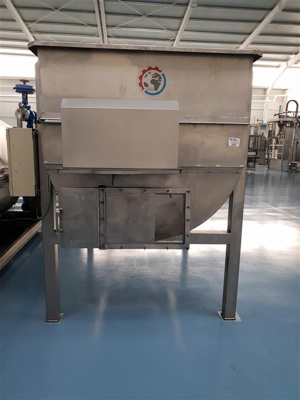 3 deposito mezclador horizontal 6000 l