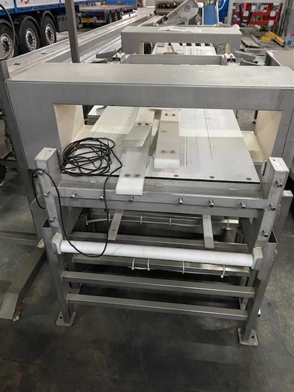3 detector de metales en acero inox loma iq2