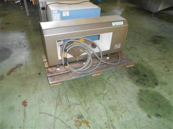 3 detector de metales prisma en acero