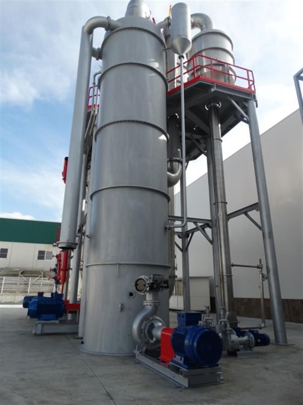 3 evaporador manzini mv1000