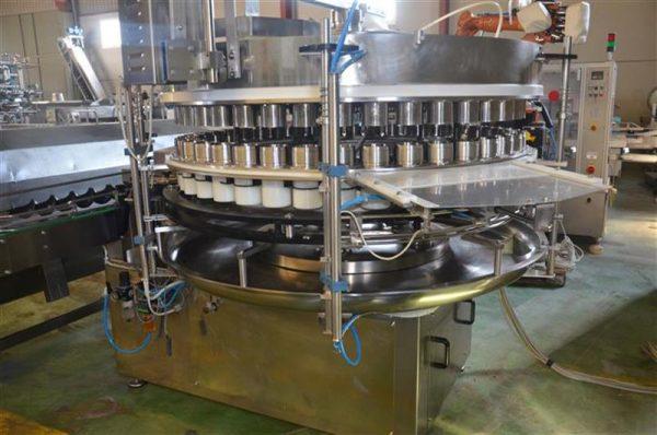 3 llenadora volumetrica de 40 vasos zilli bellini