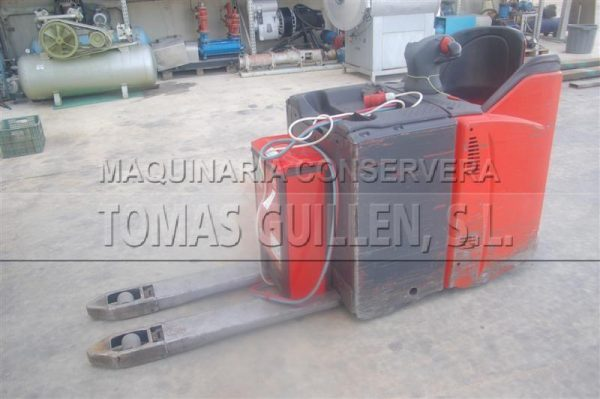 3 transpaleta electrica lateral linde ag
