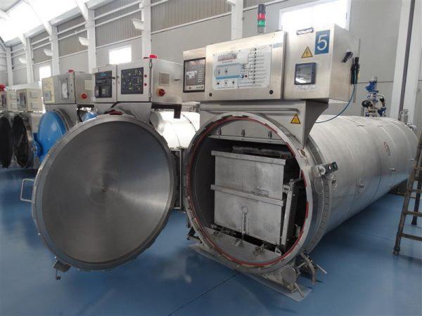 4 autoclave estatico barriquand steriflow inox 5 j