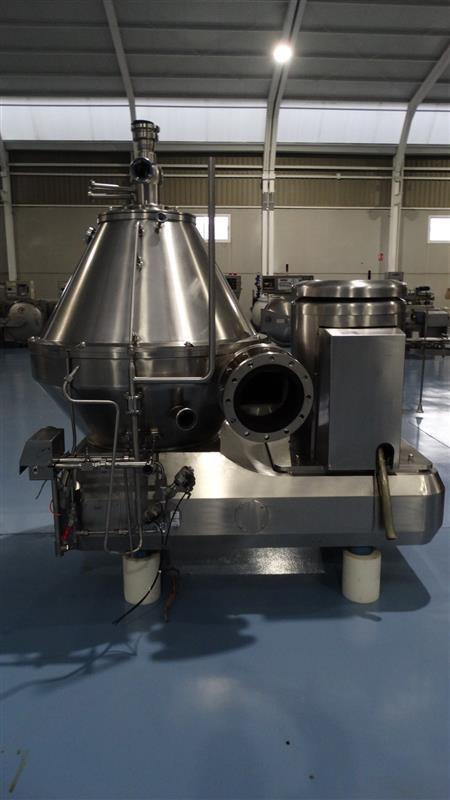 4 centrifuga kma