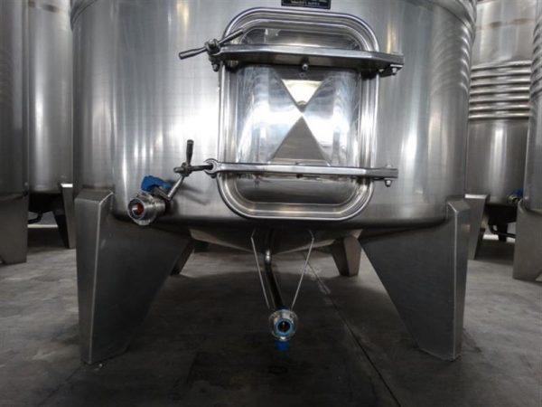 4 deposito vertical refrigerado con fondo conico en inox 8000 litros 2