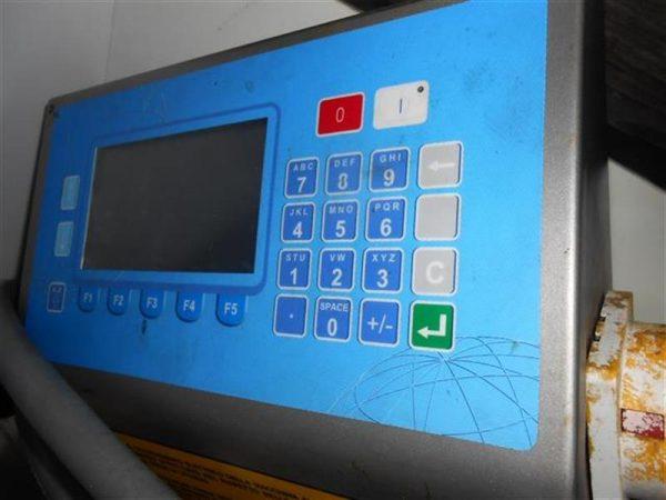 4 detector de metales prisma en acero