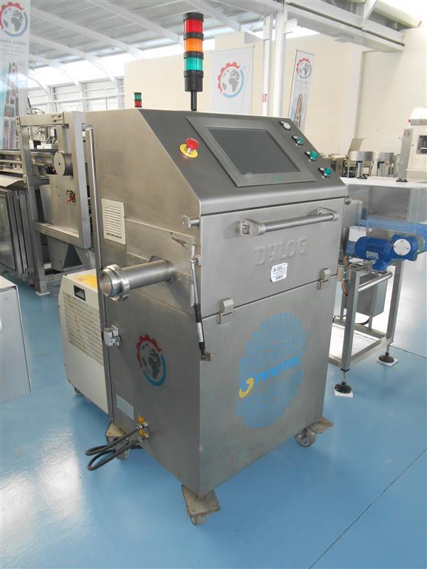 4 detector de rayos x dylog