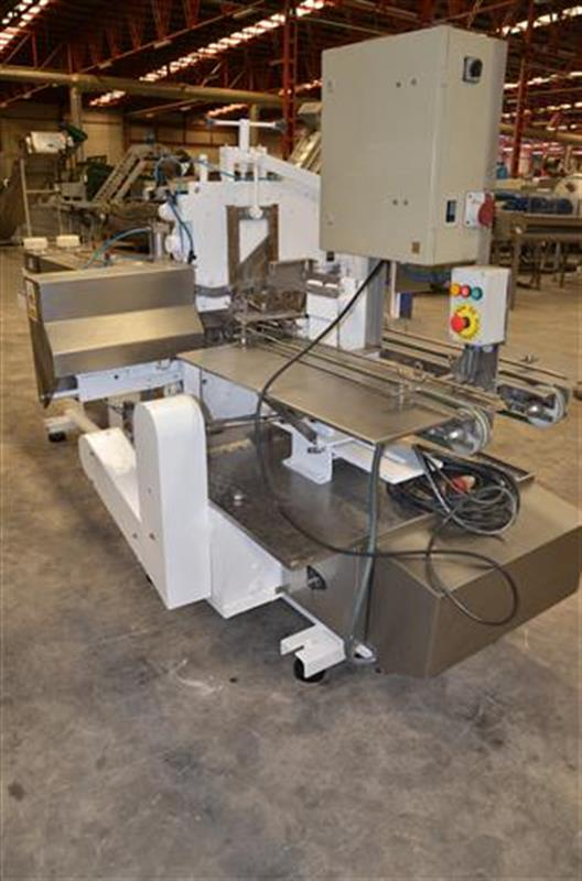 4 empacadora doble herfraga automatica 307 mm
