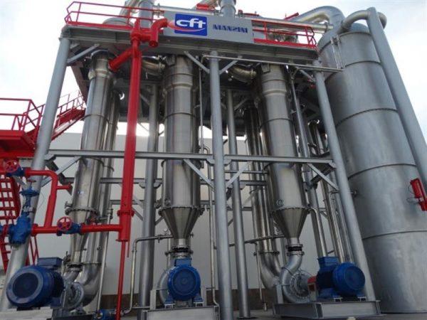 4 evaporador manzini mv1000