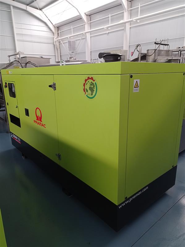 4 generador de corriente pramac 150 kva.