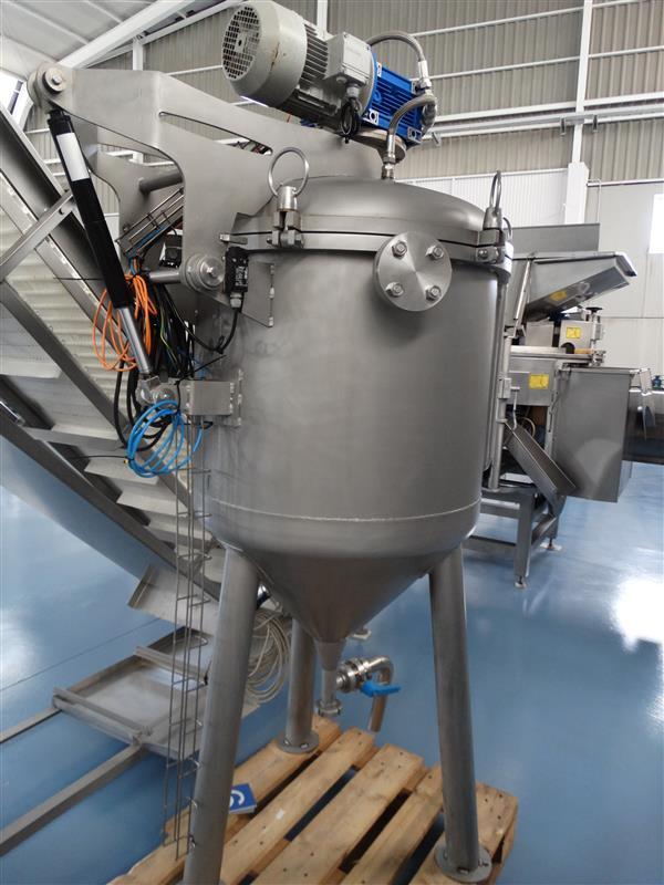 4 mezclador vertical con agitador maconse inox 300 l