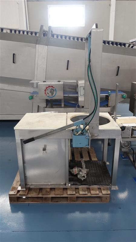 4 prensa de tamices bertocchi