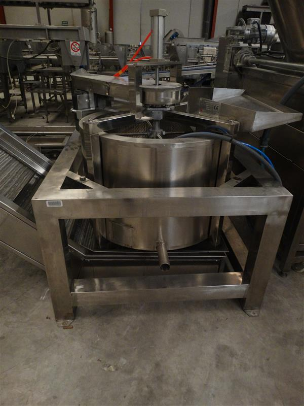 5 centrifuga de escurrido gelgoog