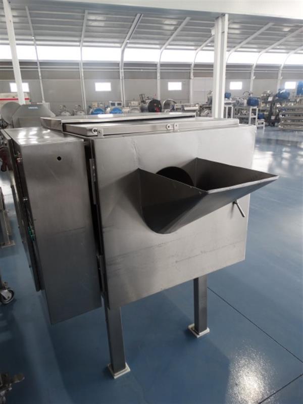 5 cortadora cubicadora urschel q