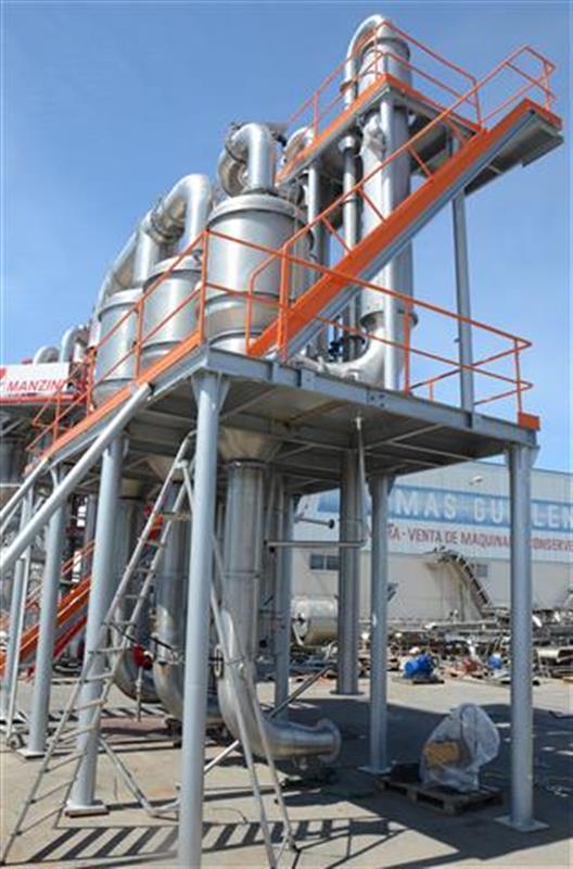 5 evaporador triple efecto fbr elpo t 350